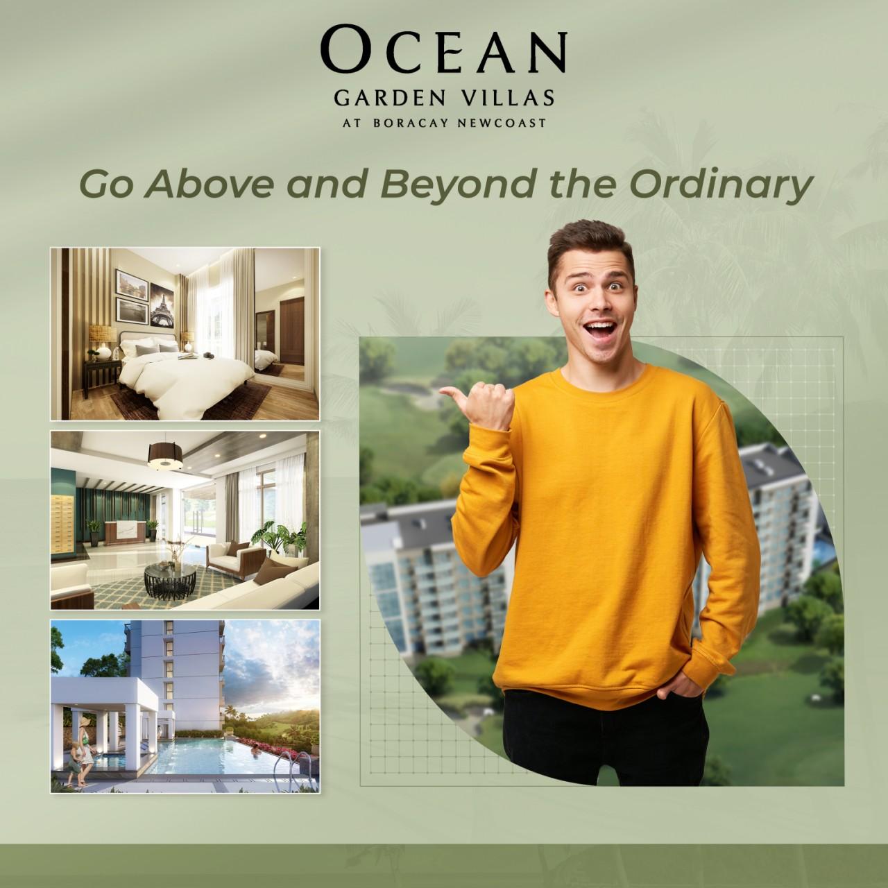 Ocean Garden Villas Investment