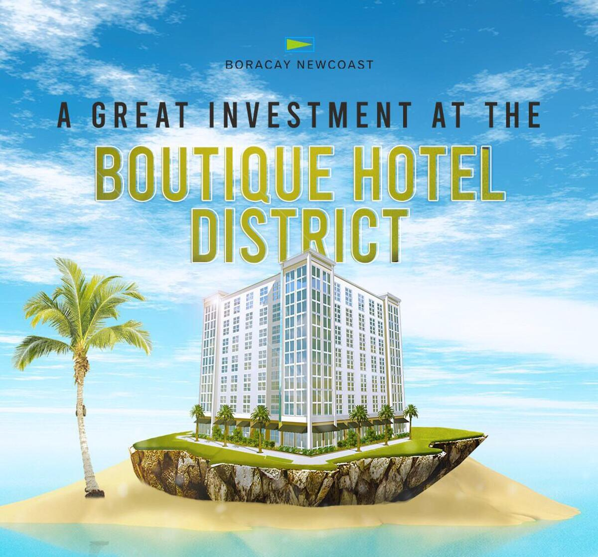 Boracay Newcoast Boutique Hotel District