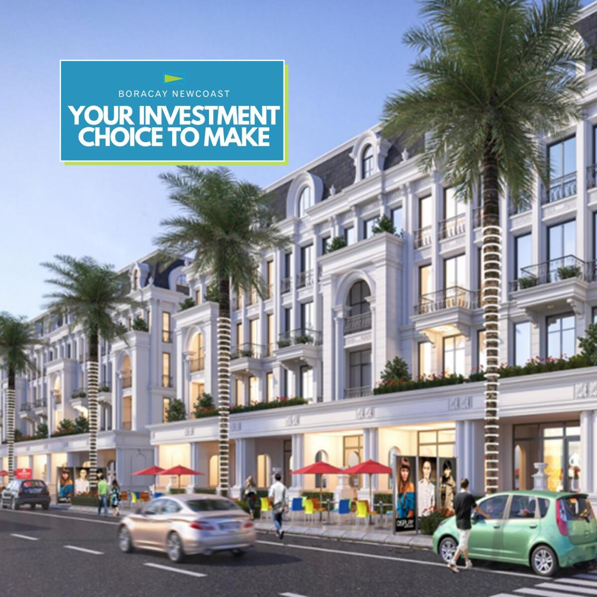 Boracay Newcoast Boutique Hotel Plan 2