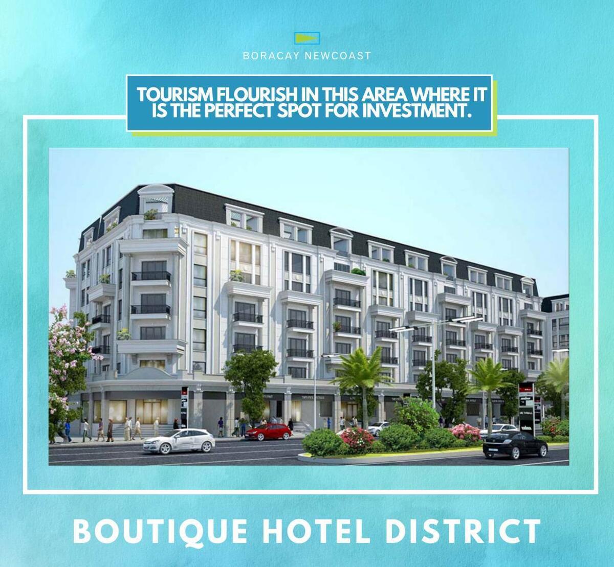 Boracay Newcoast Boutique Hotel Plan