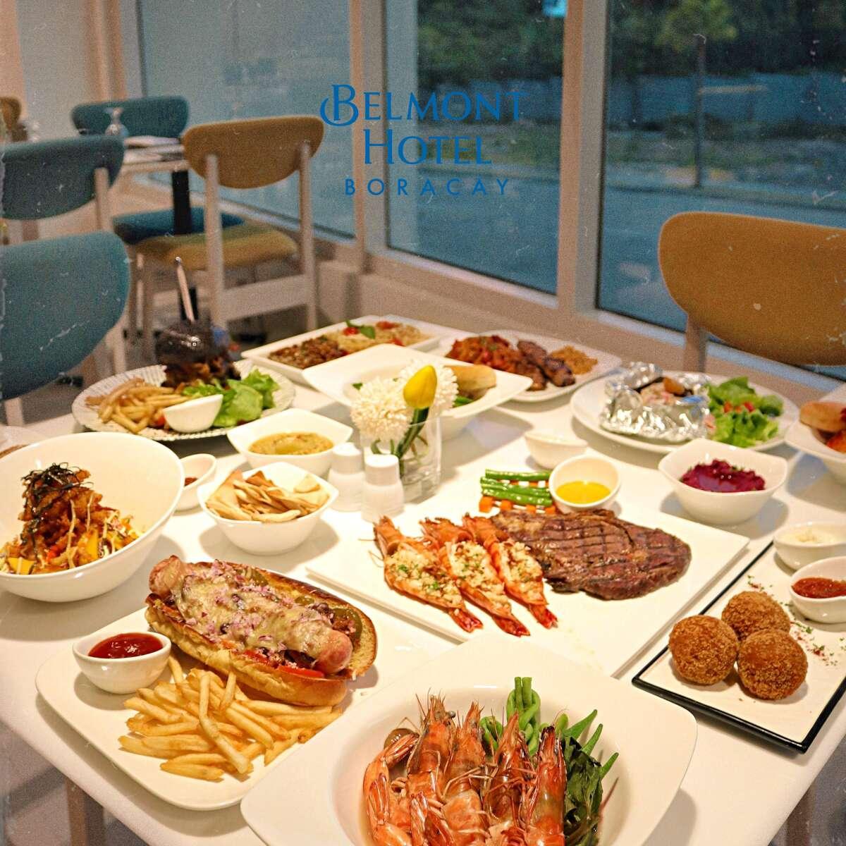 Belmont Hotel Boracay Hotel Meal