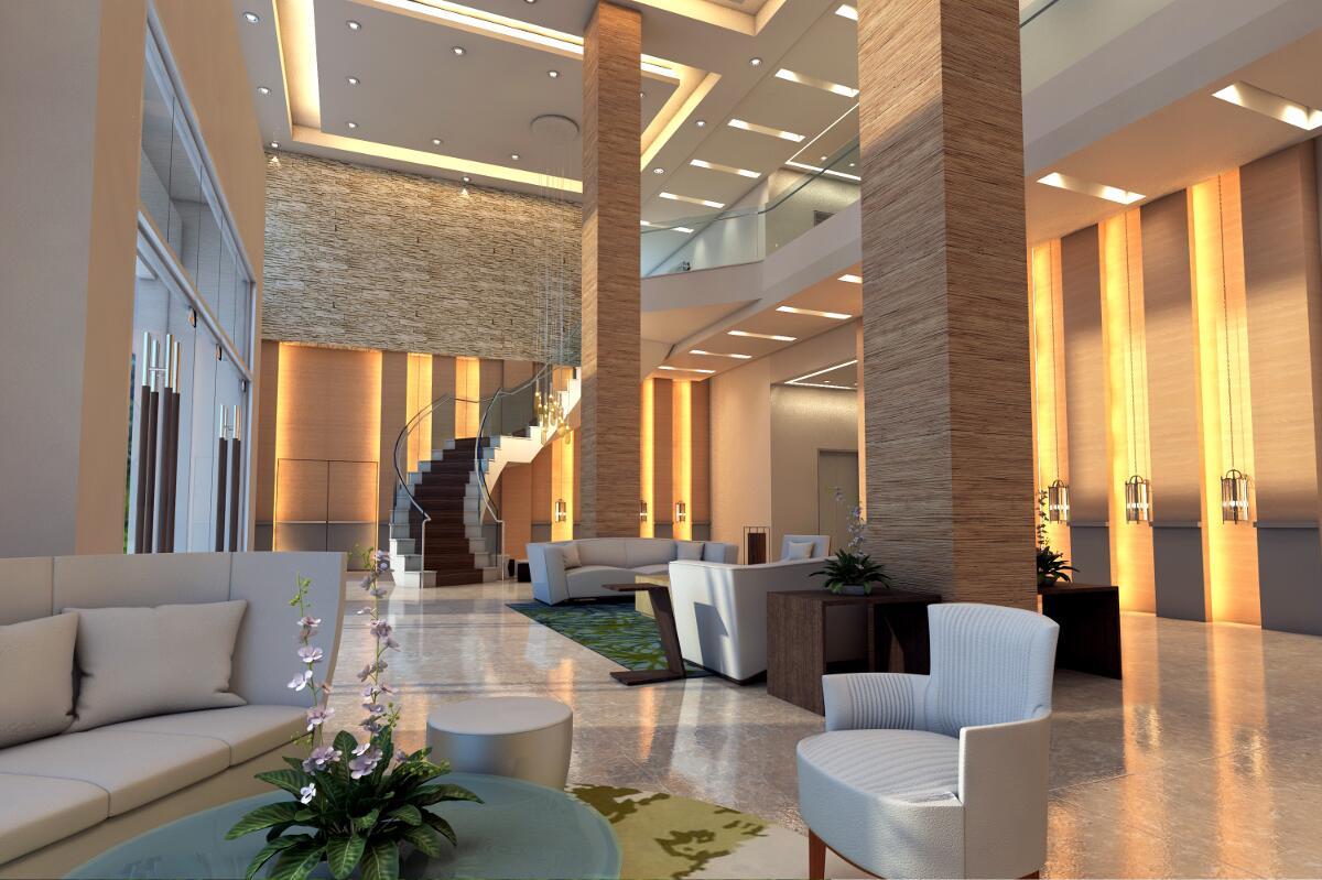 Chancellor Hotel Boracay Lobby