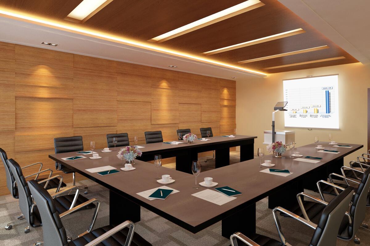 Chancellor Hotel Boracay Meeting Room