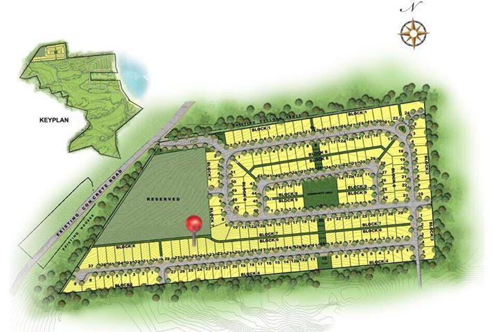 Newcoast Village Plan