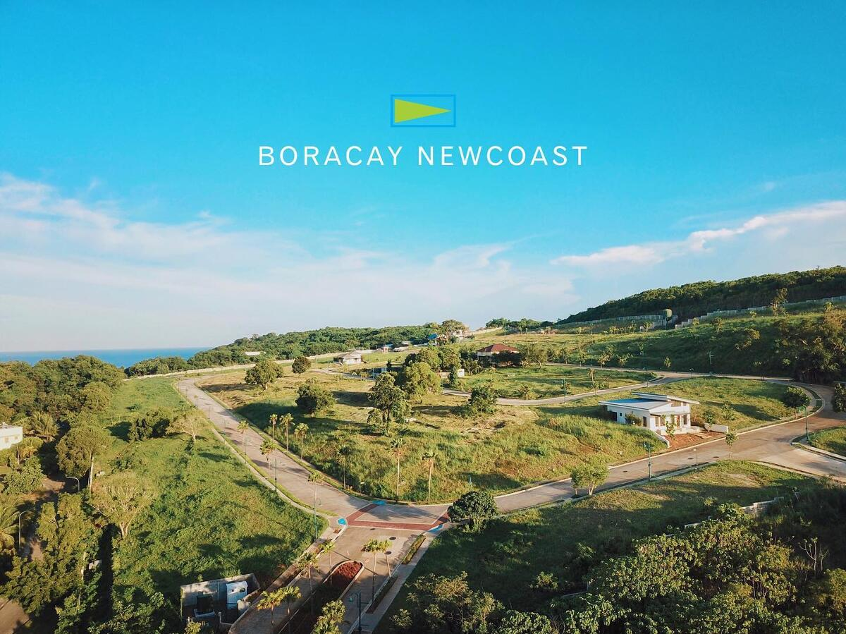 Newcoast Village Location view