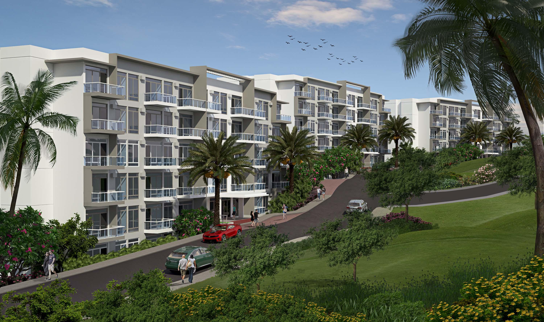 Ocean Garden Villas Hotel Building