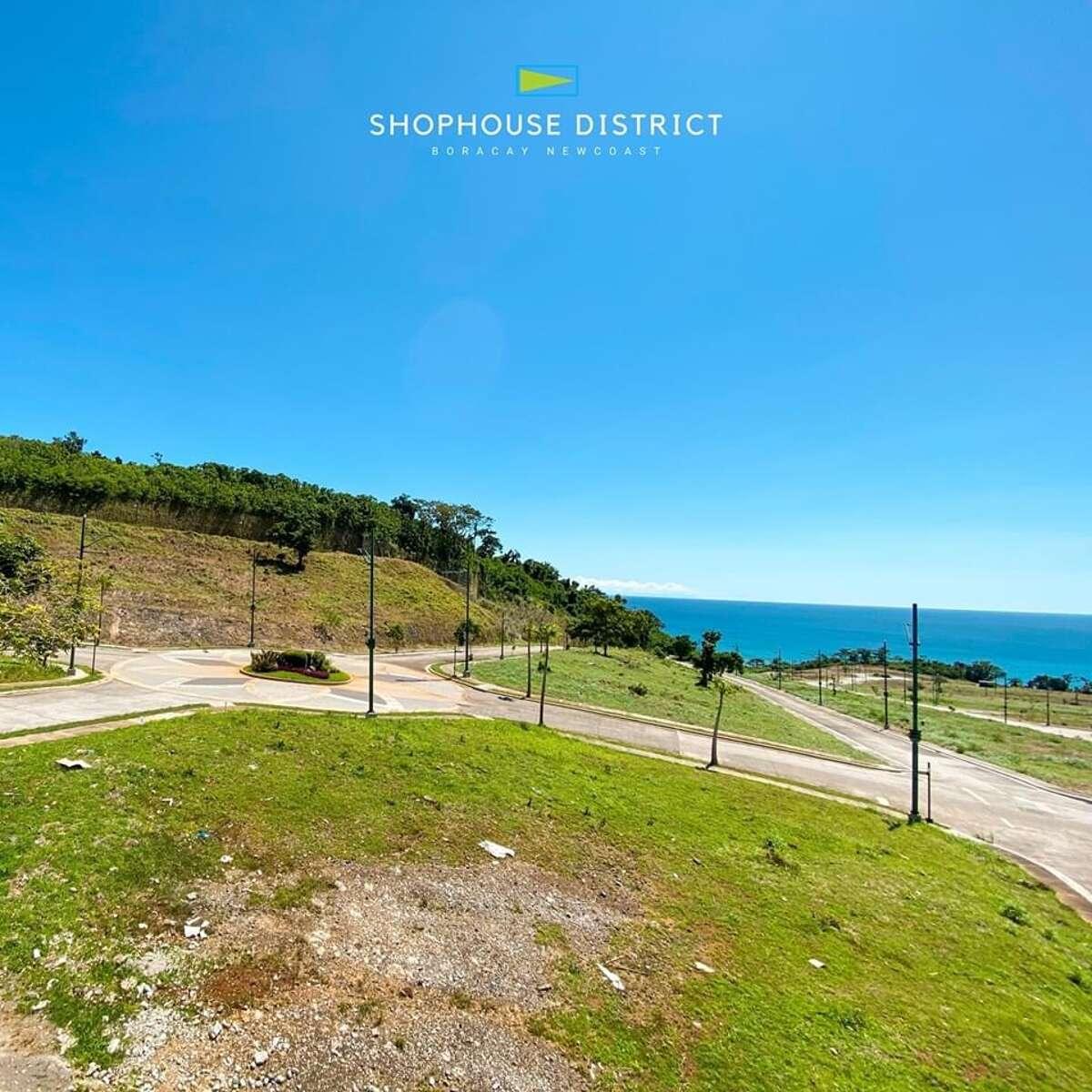 Boracay Newcoast SHD Location
