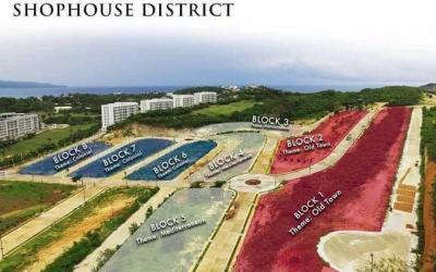 Shophouse District Site Development Plan