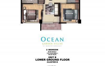 Ocean Garden Villas 2-Bedroom info