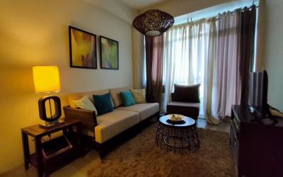 Oceanway Residences Boracay Living Room