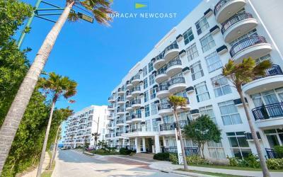 Oceanway Residences Boracay Building