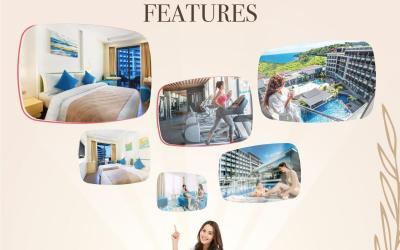 Savoy Hotel Boracay Features