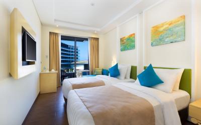 Savoy Hotel Boracay Twin Suite