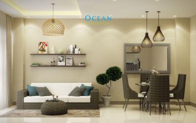 Ocean Garden Villas 2-Bedroom Interior