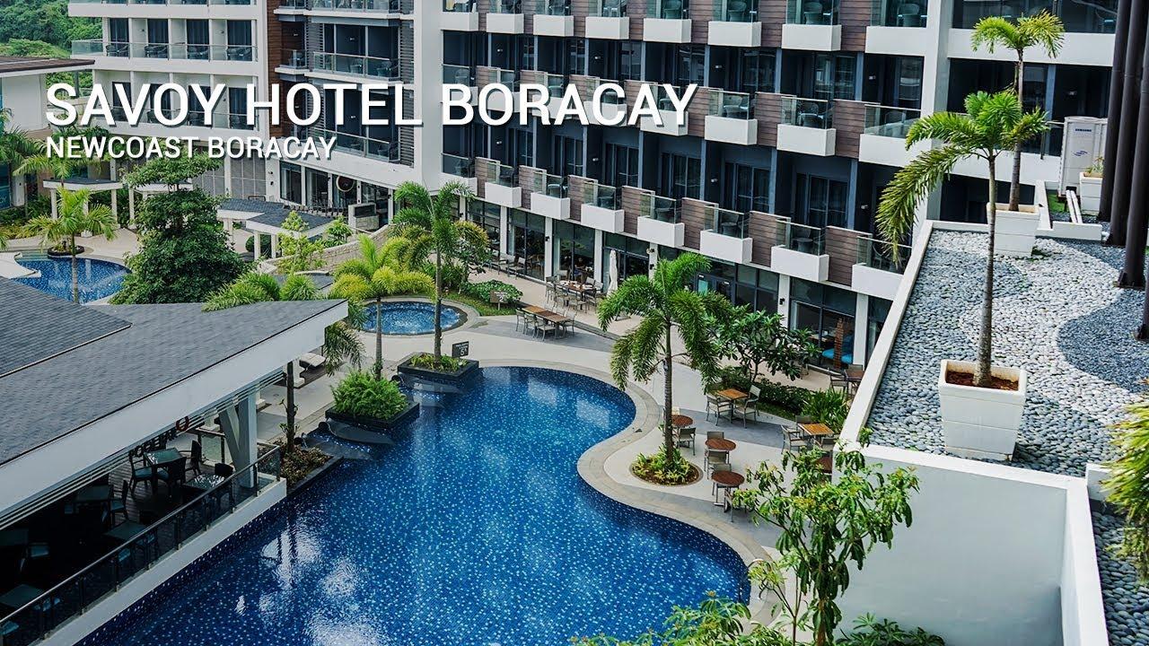 Boracay Newcoast Savoy Hotel